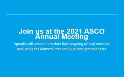 Agendia představí na ASCO Annual Meeting 2021 nová data!